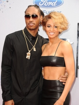 No Future For Ciara And Future?: Couple Call Off Engagement